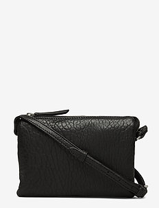 Vera Crossbody Bag, NZ Bubbly - BLACK