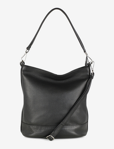 Ulrika Bag, Grain - shopperit - black