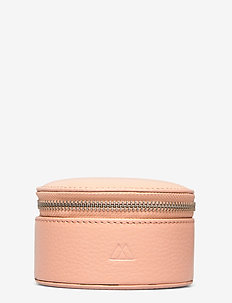 Lova Jewelry Box, L, Grain - PEACH