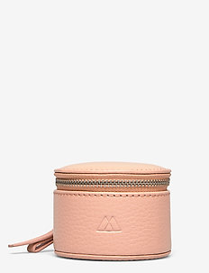 Lova Jewelry Box, S, Grain - PEACH