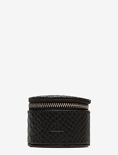 Lova Jewelry Box, S, Snake - BLACK