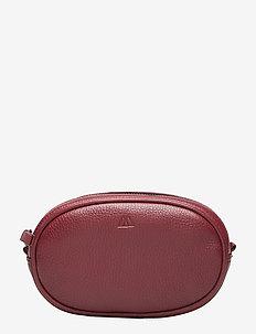 Eloise Bum Bag, Grain - nerki - burgundy