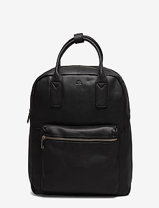 Melina Back Pack - backpacks - black