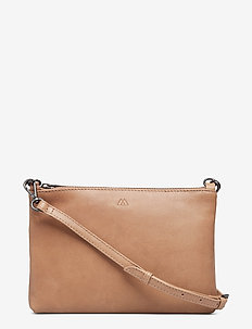 Zelda Crossbody Bag, Antique - CAMEL