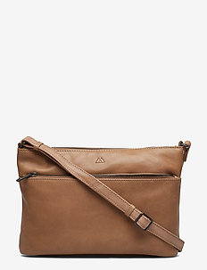 Tiana Crossbody Bag, Antique - CAMEL