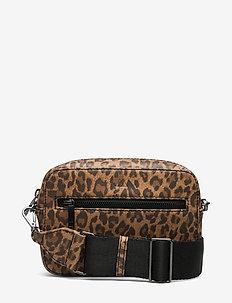 Elea Crossbody Bag, Leopard - na ramię - leopard w/black