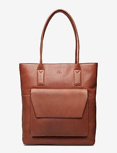 Aubrey Bag, Antique - CHESTNUT