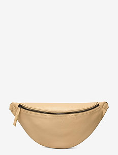Elinor Bum Bag, Grain - bæltetasker - sorbet w/black