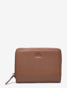 KaiaMBG Wallet - plånböcker - hazel
