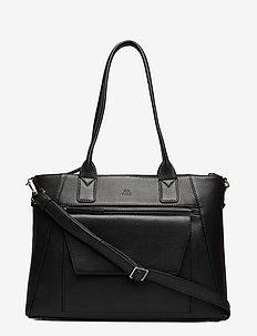 Malia Work Bag, Grain - torebki z uchwytem - black