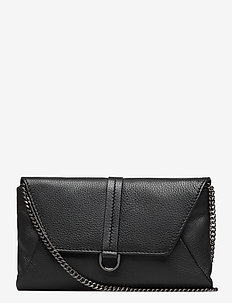 Rhea Clutch - clutches - black