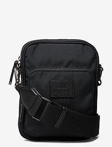 Bexley Crossbody Bag - tasker - black w/black