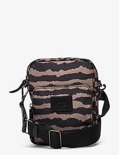 Bexley Crossbody Bag - tasker - blurry lines w/black