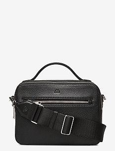 Kyla Crossbody Bag - handväskor - black w/black
