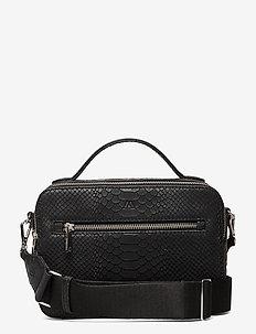 Kyla Crossbody Bag - skuldertasker - black w/black