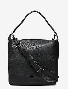 Mimi Bag, NZ Bubbly - handbags - black