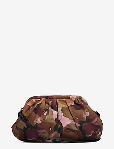 Oksana Clutch, Recycled - clutches - watercoloring