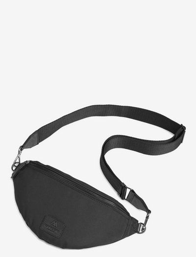 Elinor bum bag - belt bags - black w/black