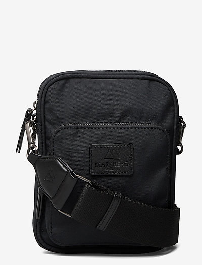Bexley Crossbody Bag - tassen - black w/black