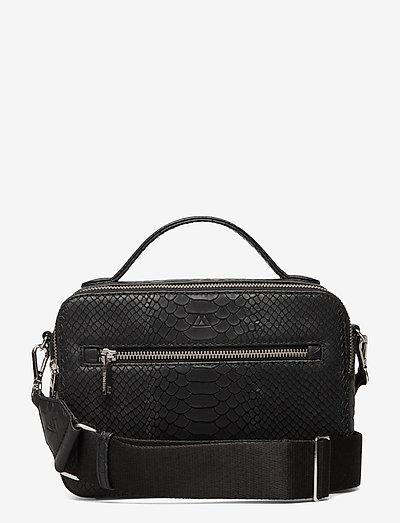 Kyla Crossbody Bag - käsilaukut - black w/black