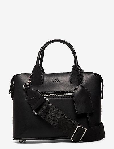 Abrielle Small Bag, Antique - tassen - black w/black