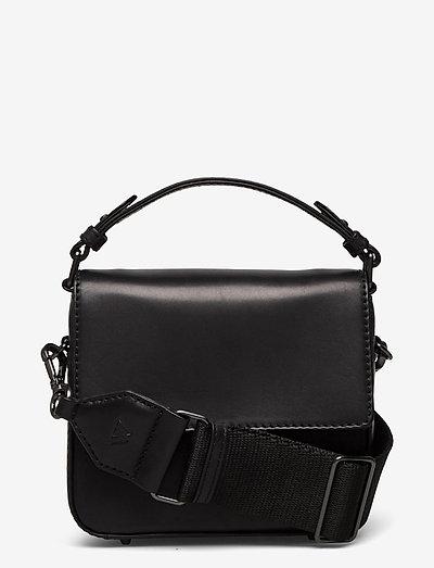 Adora Small Crossbody Bag, Ant - tasker - black w/black