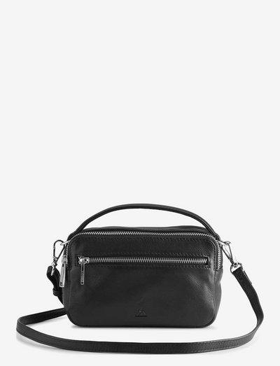 Ilona Crossbody Bag, Roots - crossbody bags - black