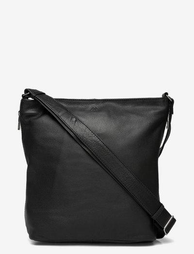 Mayra Crossbody Bag, Roots - crossbody bags - black