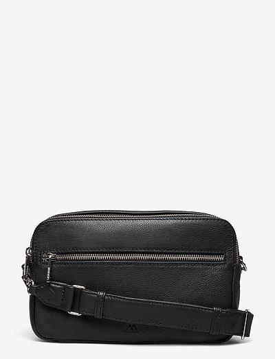 Pihl Crossbody Bag, Roots - crossbody bags - black