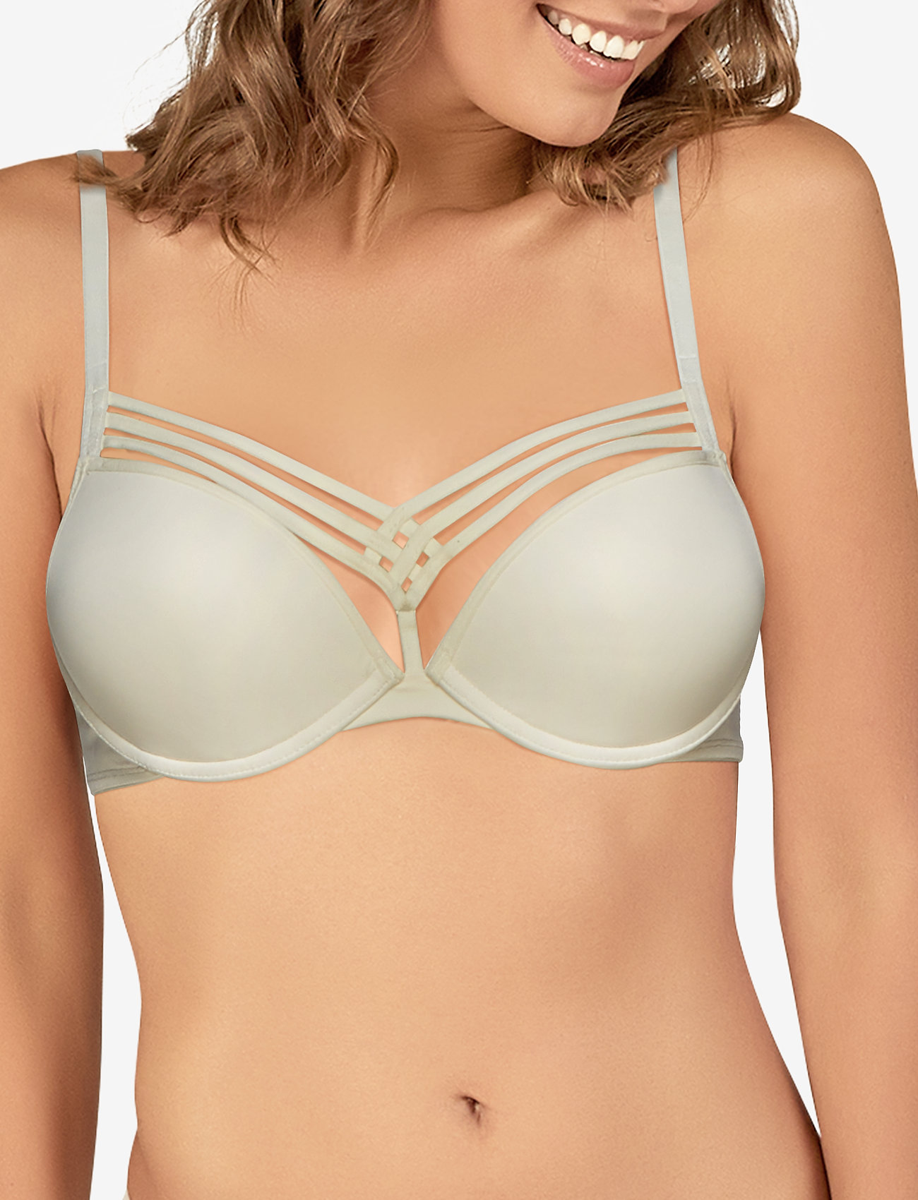 Marlies Dekkers Md D.de Paris Push Up Ivory - Bh:ar