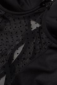 Marlies Dekkers - MD PEEKABOO PLUNGE BALC. BODY - bodies & slips - black - 2