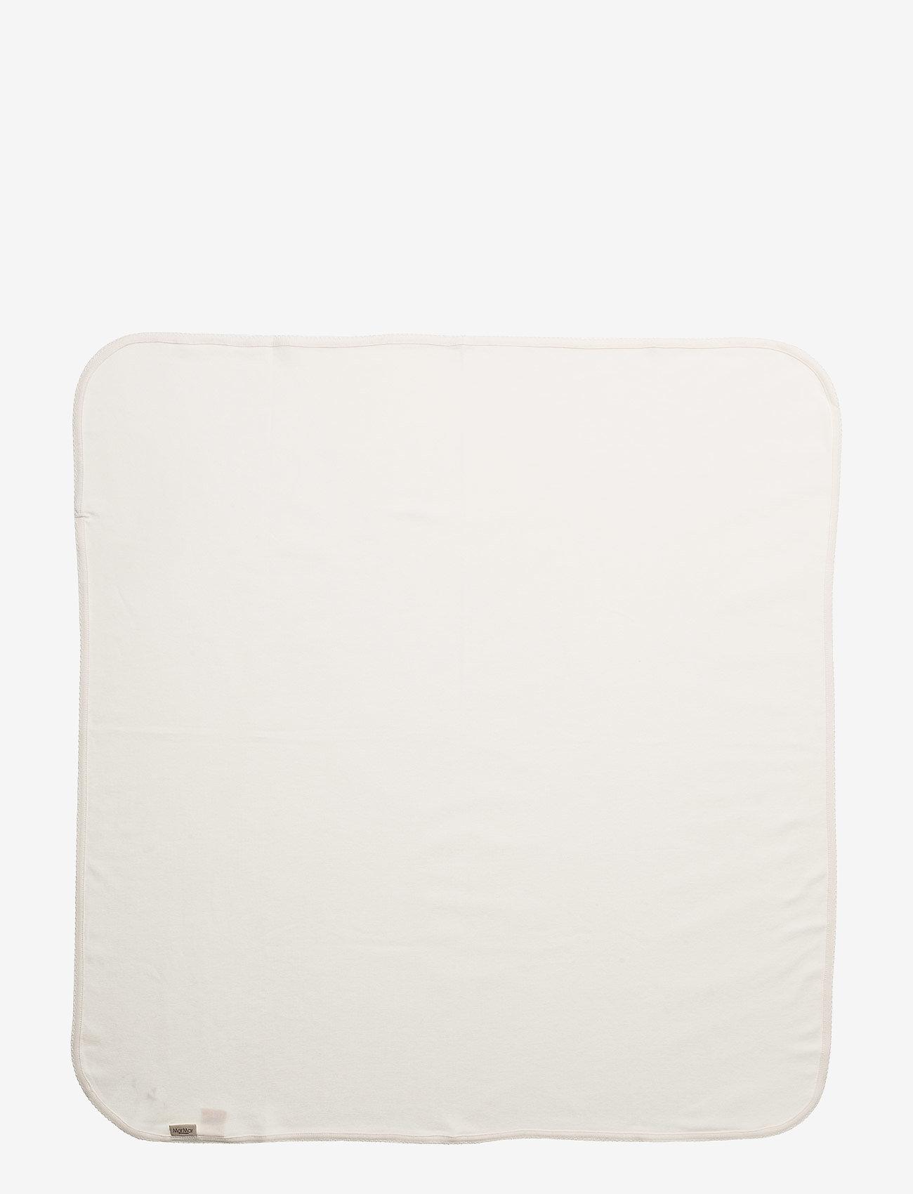 MarMar Cph - Alida - blankets & quilts - gentle white - 1