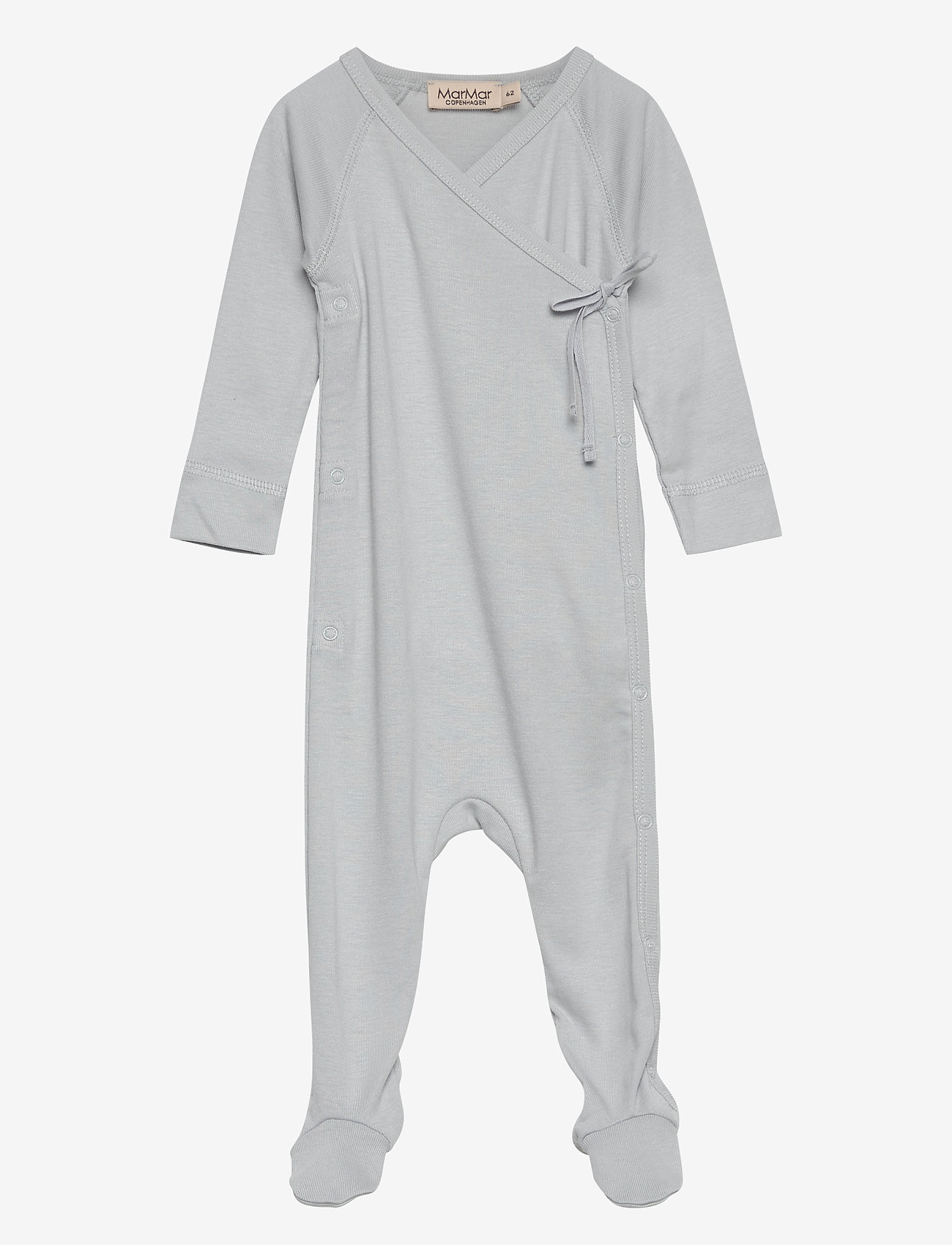 MarMar Cph - New Born Gift Box - suit, hat and blanket - langärmelig - pale blue - 1