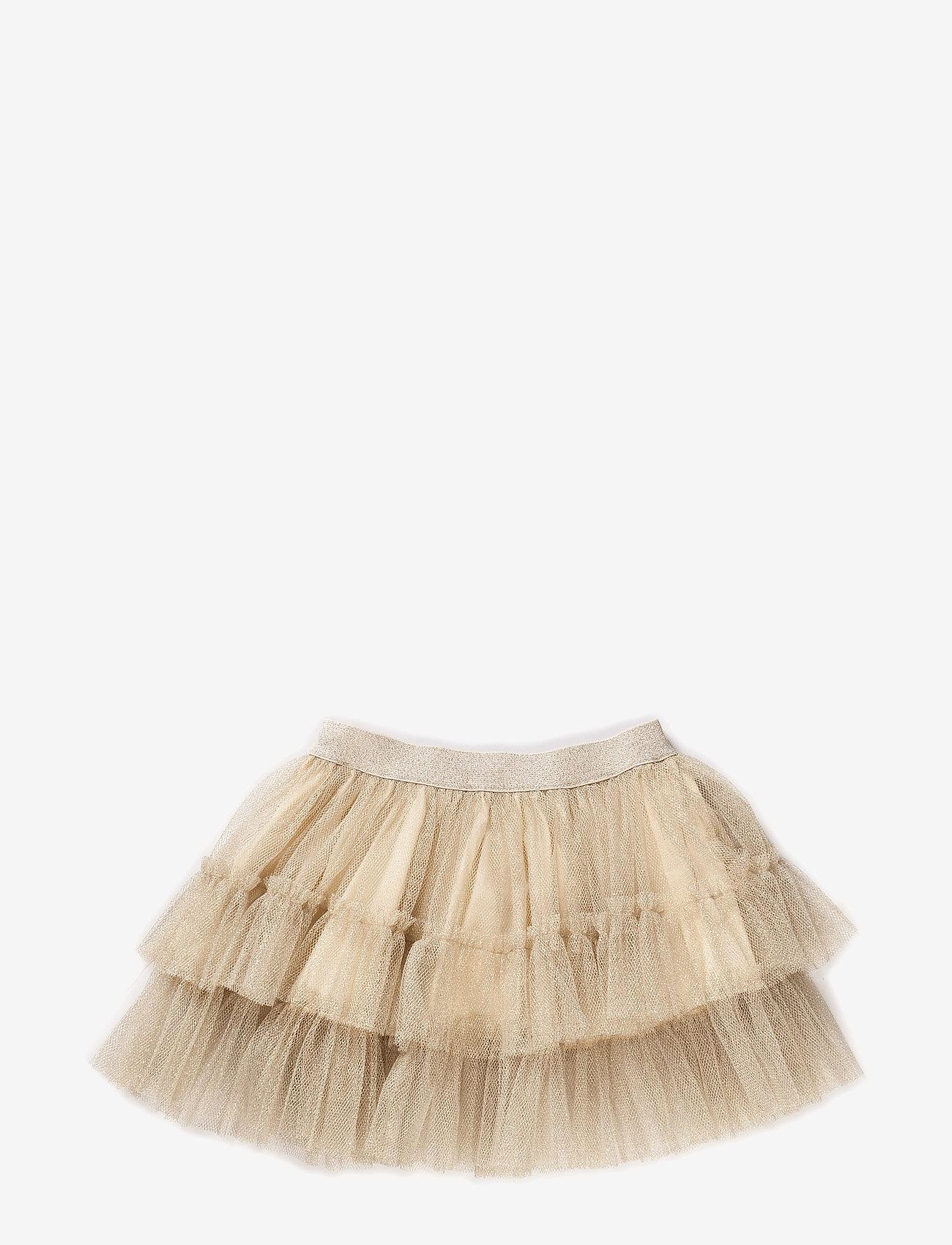 MarMar Cph - Dancer Tutu Skirt - röcke - gold - 1
