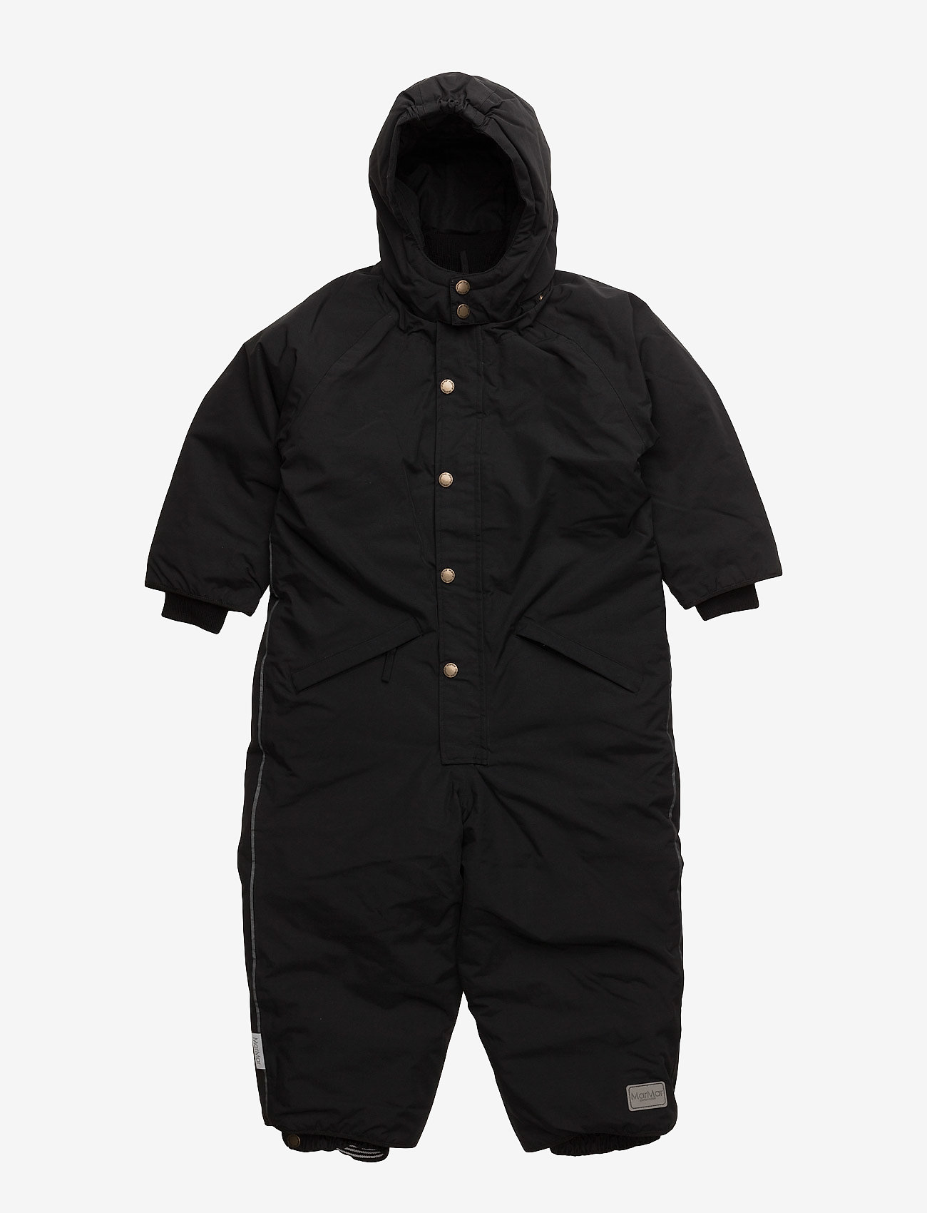 MarMar Cph - Ollie Wintersuit - snowsuit - black - 0