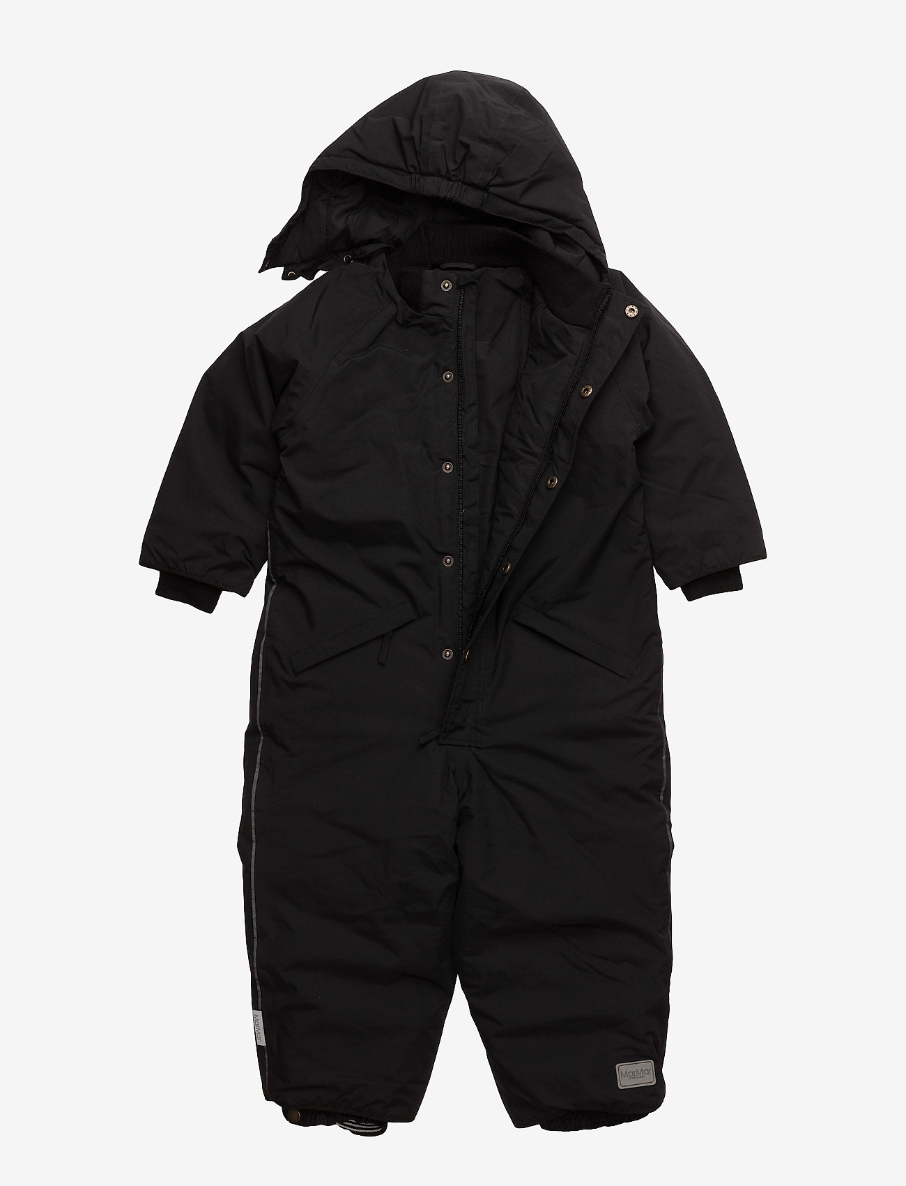 MarMar Cph - Ollie Wintersuit - snowsuit - black - 1