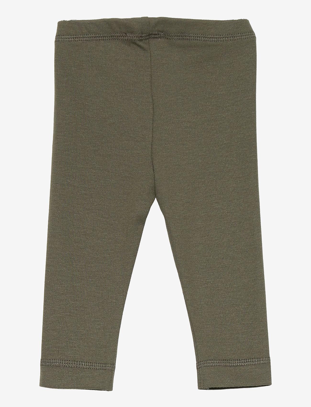 MarMar Cph - Base Leg - leggings - hunter - 1