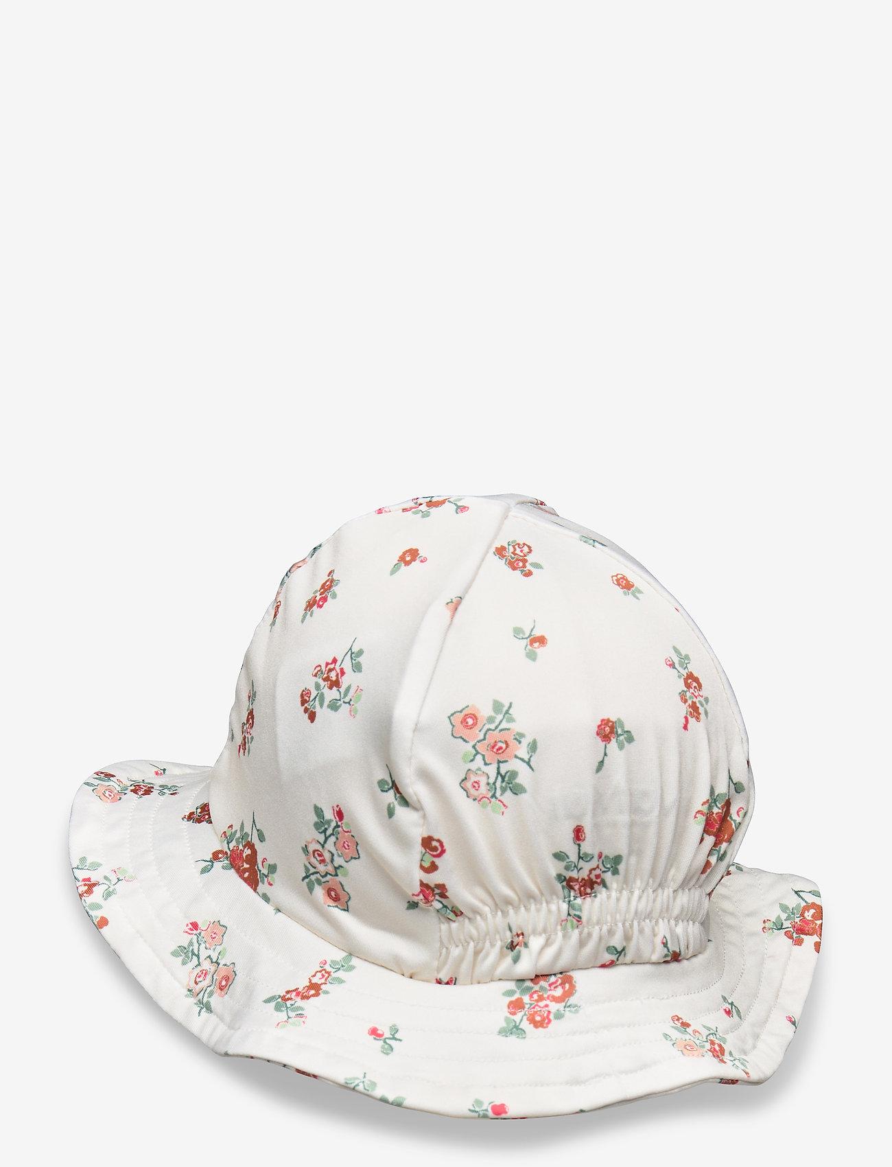 MarMar Cph - Alba Splash - kapelusz przeciwsłoneczny - rosegarden - 1