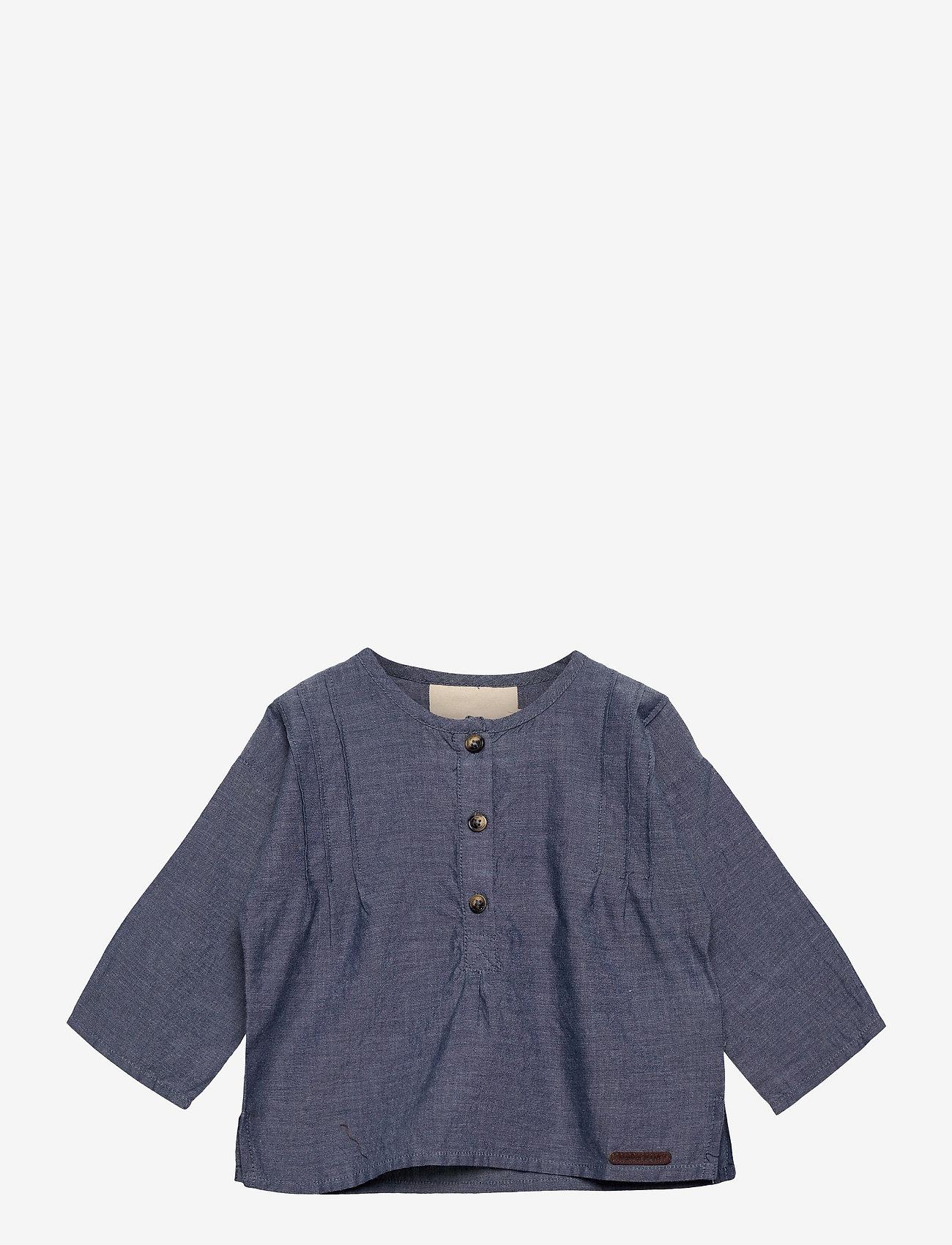 MarMar Cph - Tarek - skjorter - denim blue - 0