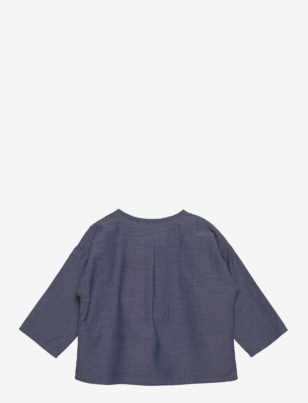 MarMar Cph - Tarek - skjorter - denim blue - 1