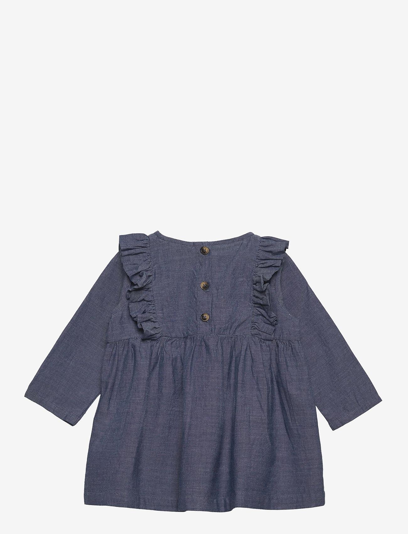MarMar Cph - Dikte - jurken - denim blue - 1