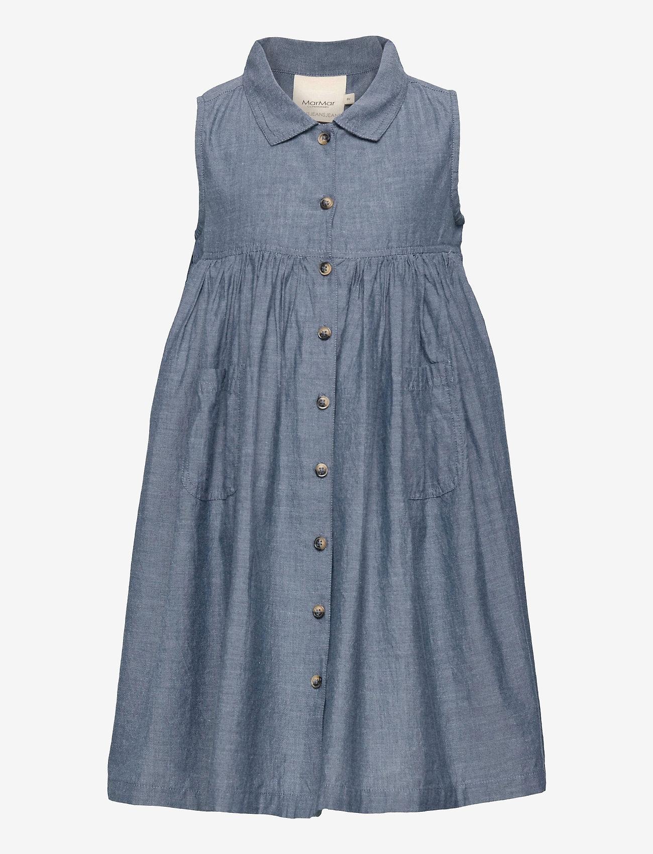MarMar Cph - Danal - jurken - denim blue - 0
