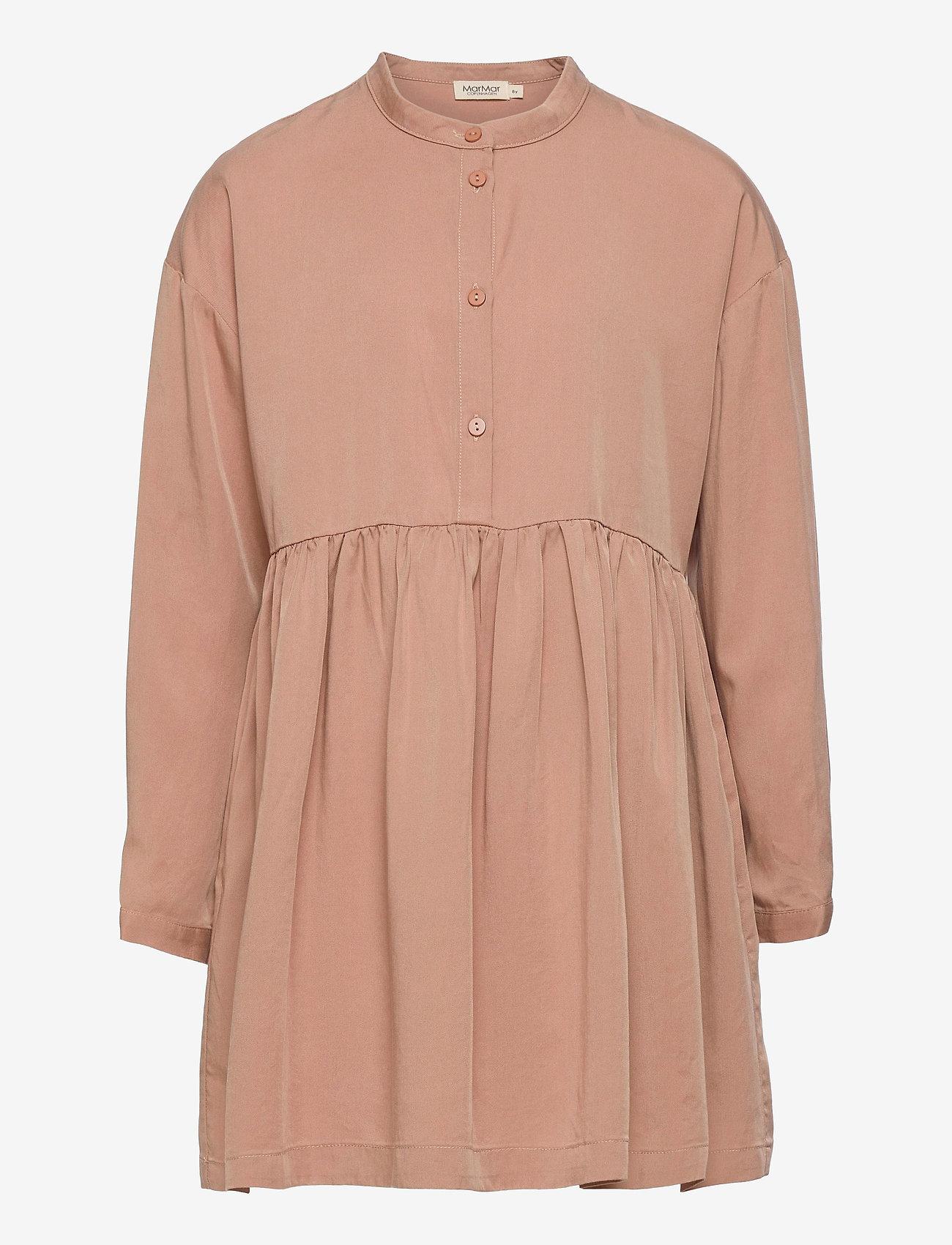 MarMar Cph - Dida - jurken - rose brown - 0