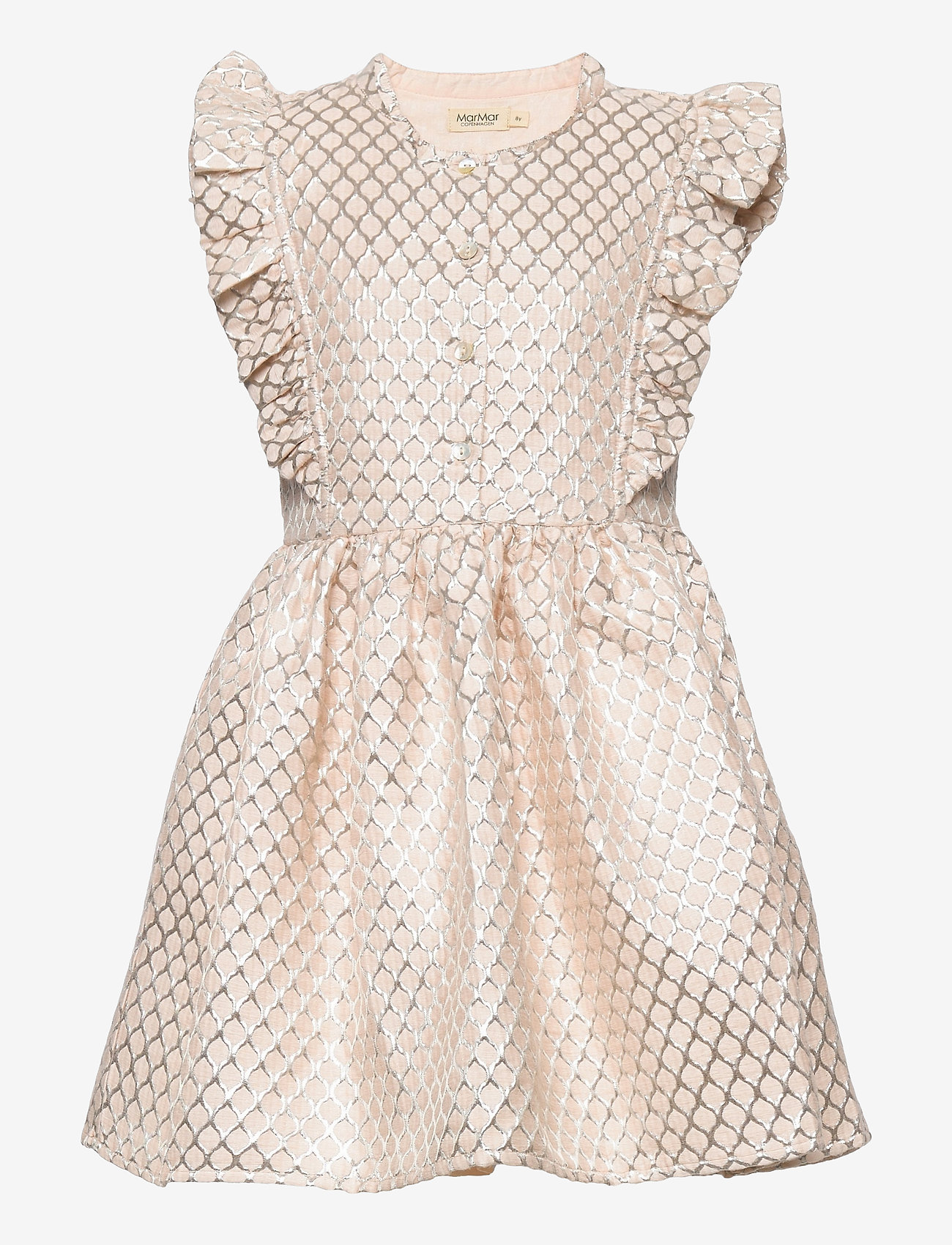MarMar Cph - Deidra - jurken - delicate rose - 0