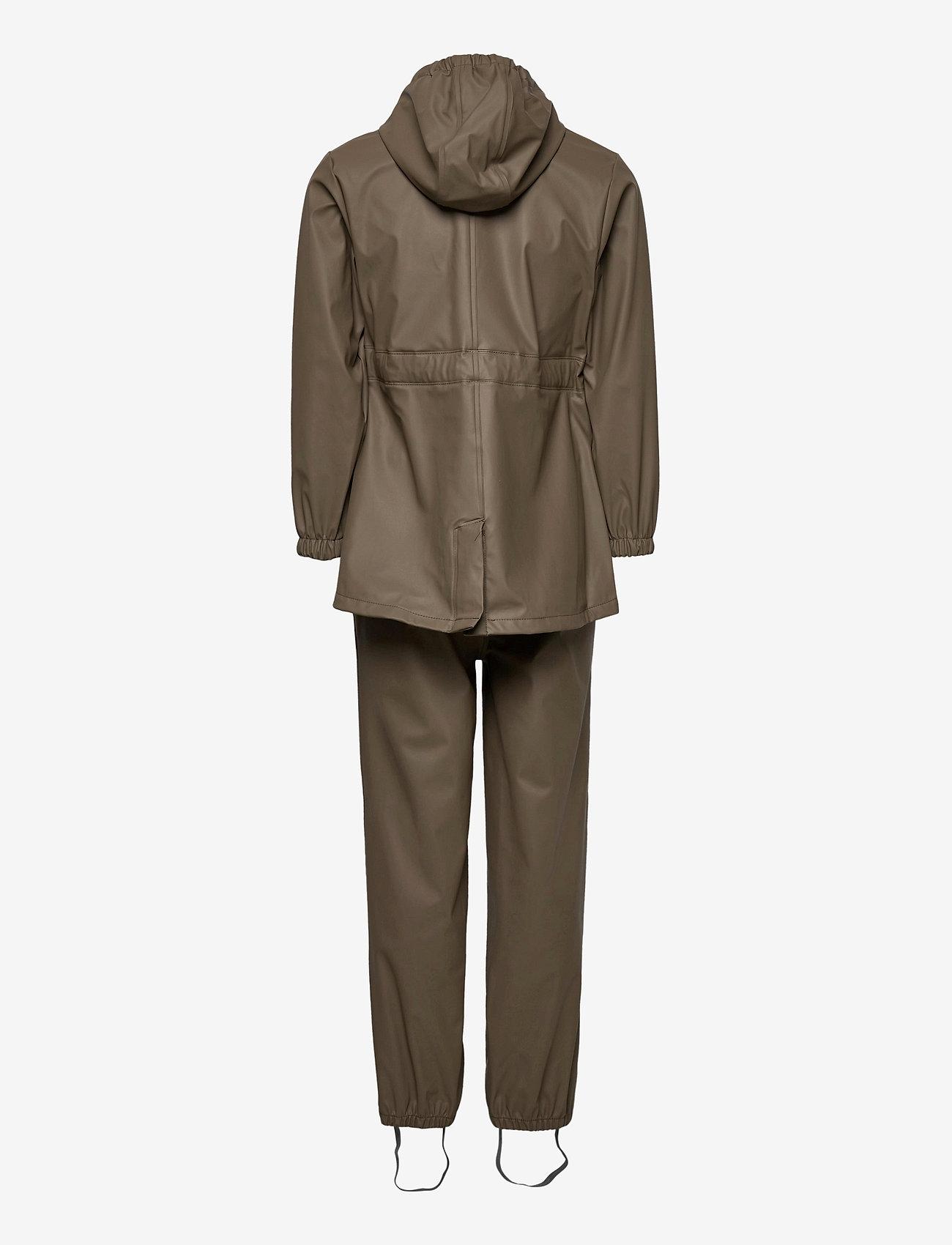 MarMar Cph - Rainwear Set Oceana - ensembles - donkey - 1
