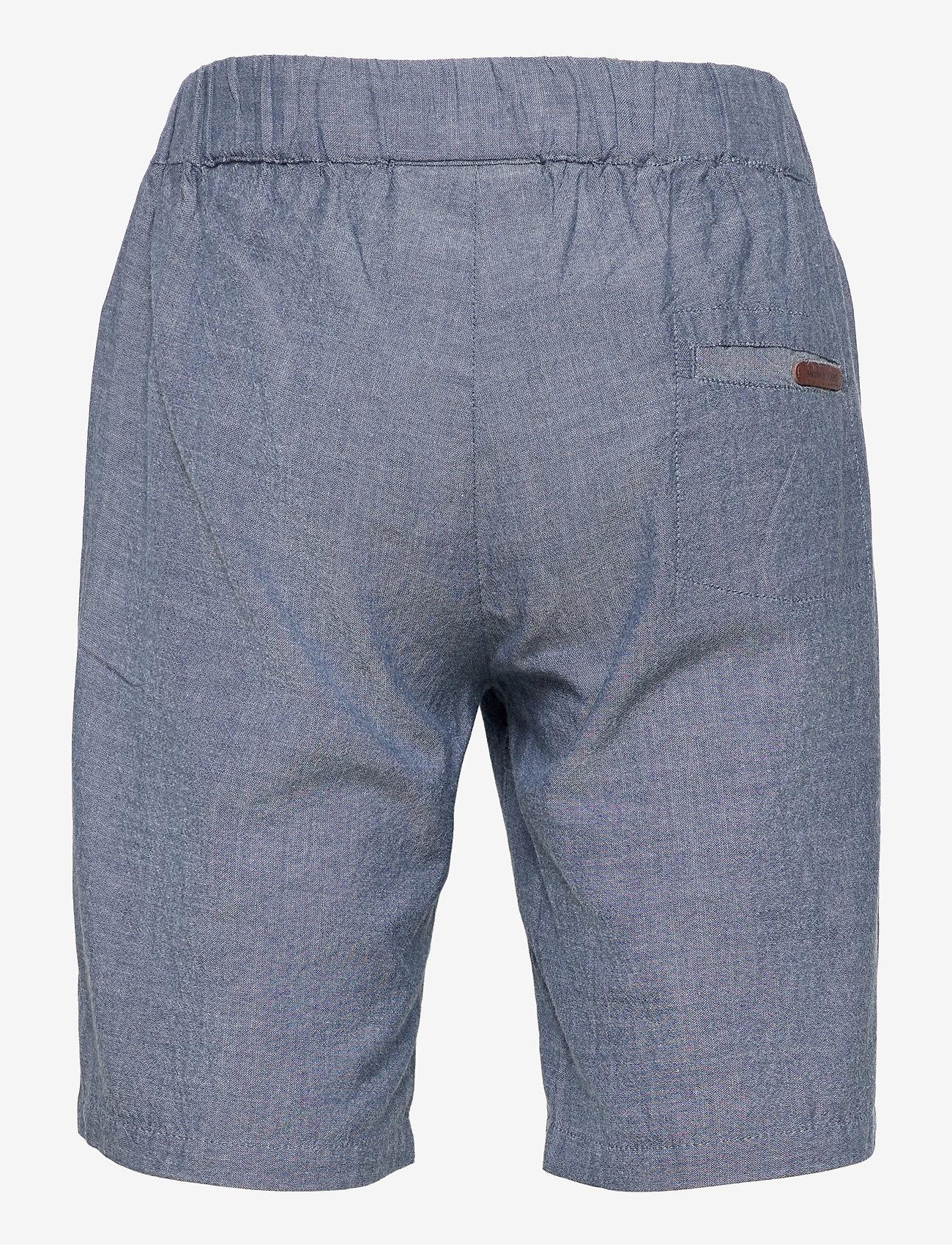 MarMar Cph - Peter - shorts - denim blue - 1