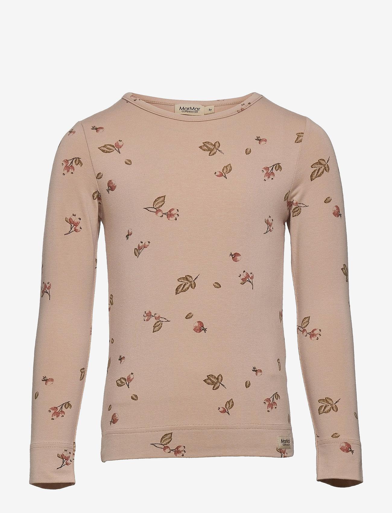 MarMar Cph - Teller - langærmede t-shirts - rosehips - 0