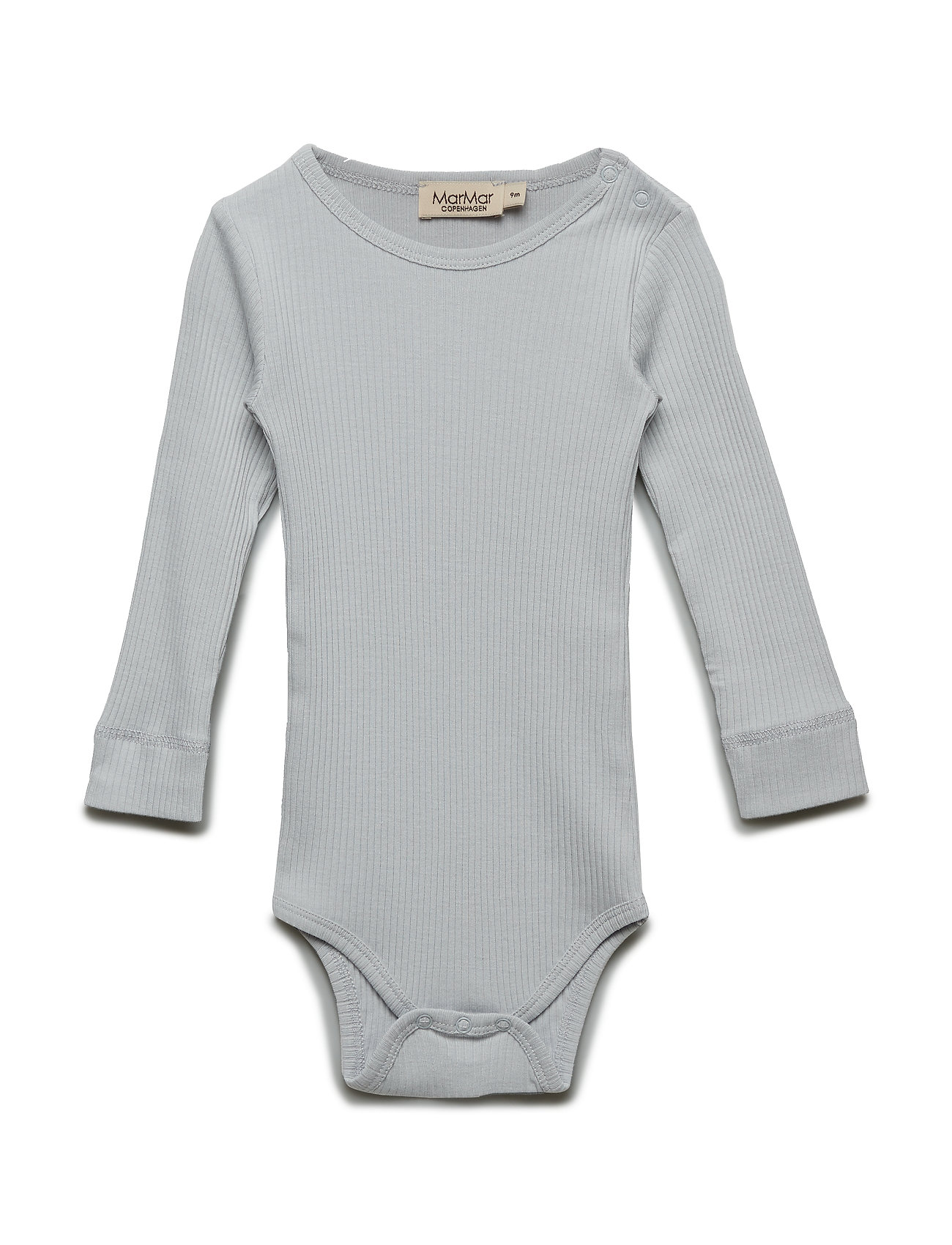 MarMar Cph Plain Body LS - PALE BLUE