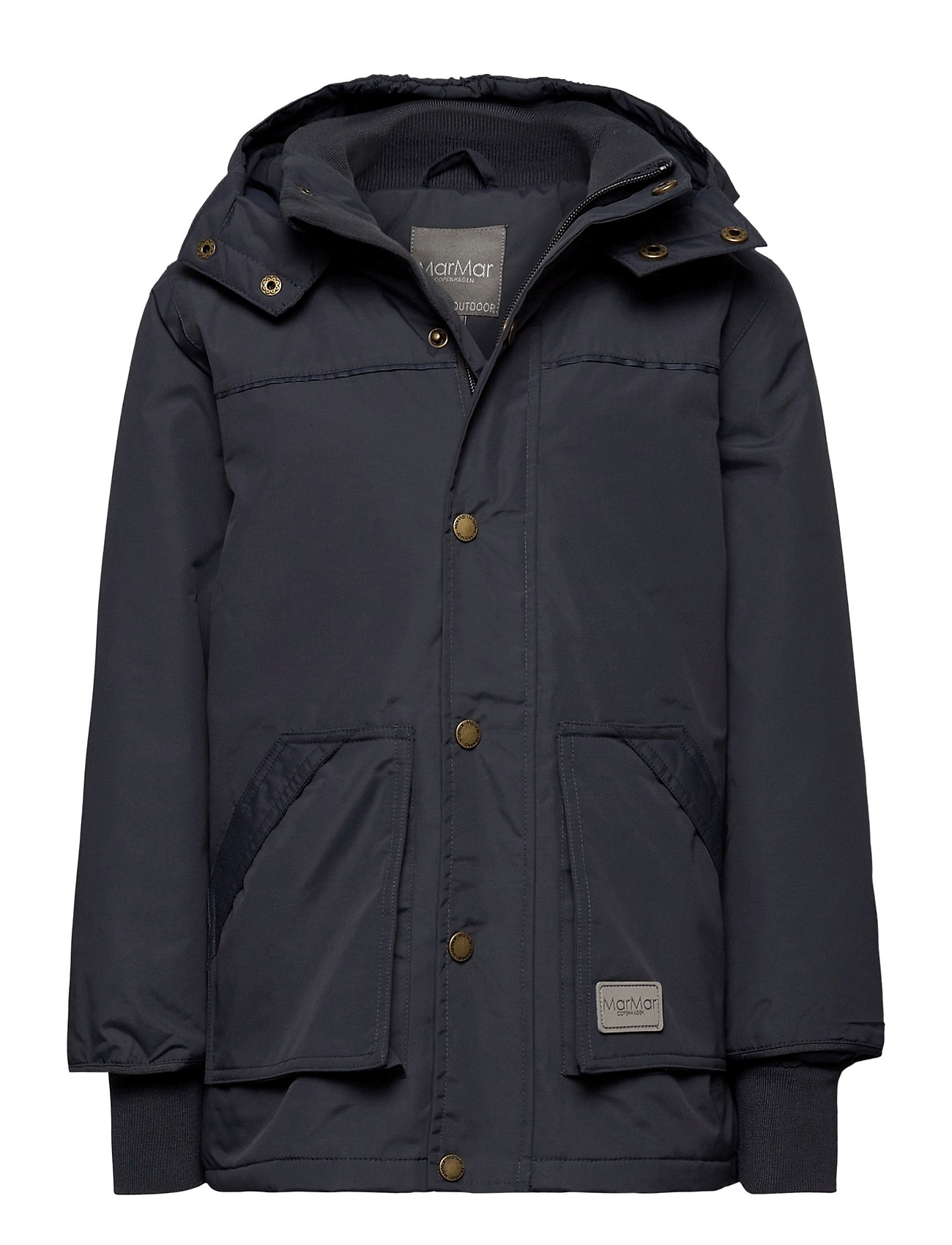 MarMar Cph Oskar Jacket - DARKEST BLUE