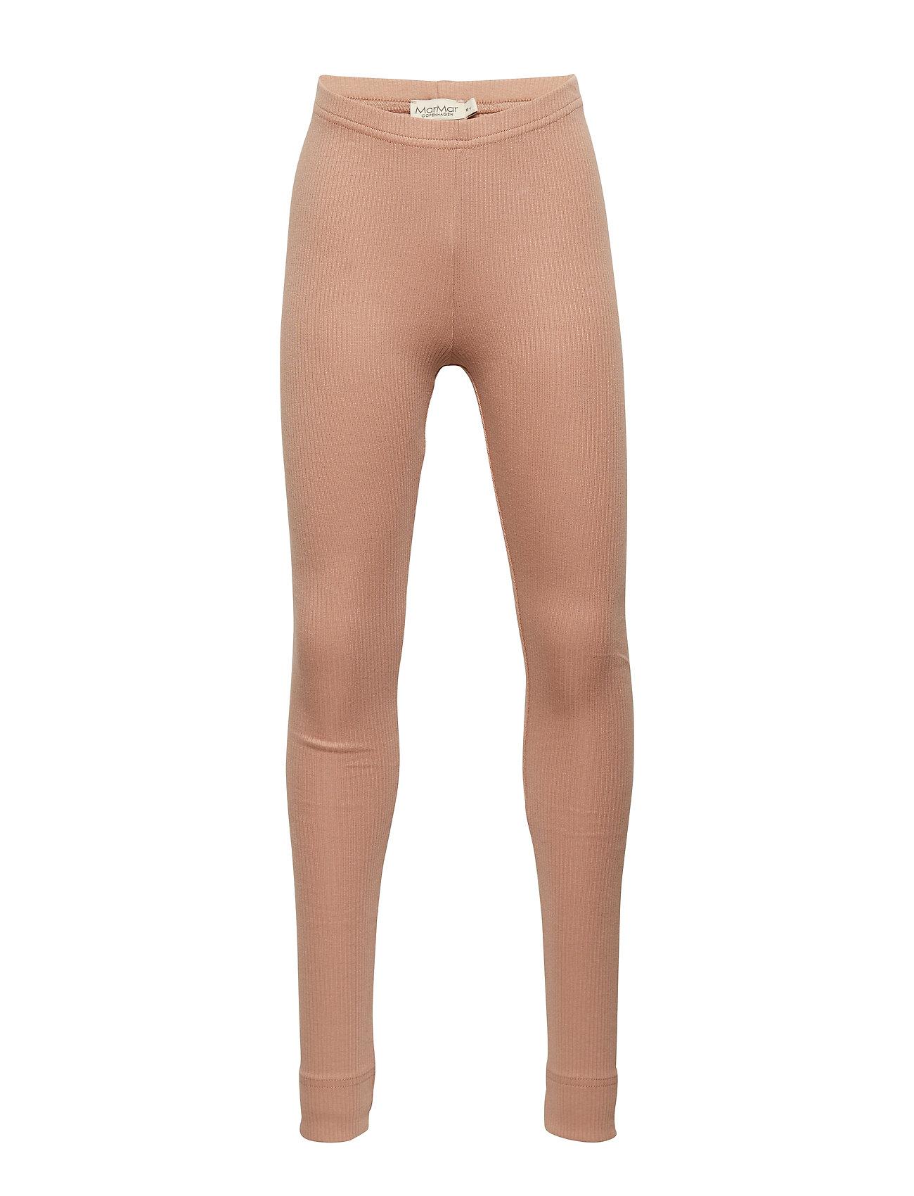 MarMar Cph Leg - ROSE BROWN